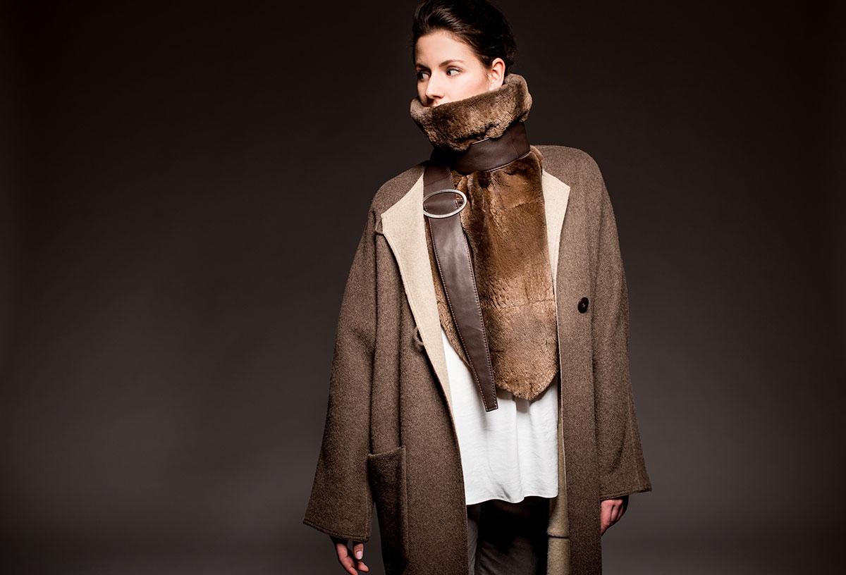 Mode trifft traditionelles Kürschnerhandwerk
