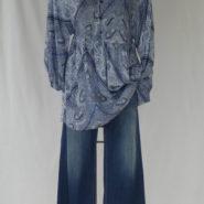 Jetzt reduzierte Preise: z.B. Bluse von Riani und Culotte-Jeans von Cambio